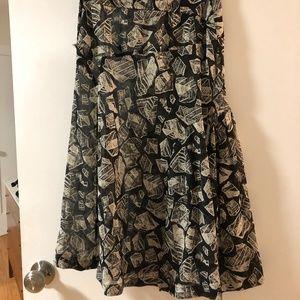 Vintage Commes de Garcon Skirt, Size 0